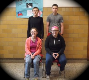 May 2016 Students of Month